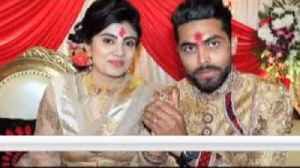 A police constable manhandled with cricketer Ravindra Jadeja's wife Rivaba