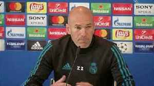 News video: Real as hungry as ever, Zidane warns Liverpool
