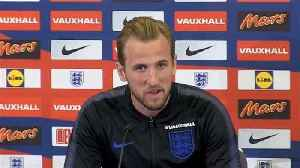 News video: Kane 'extremely proud' to captain England at World Cup
