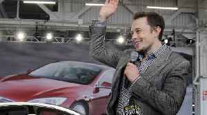 News video: Elon Musk Claims Tesla Employees Not Interested In Union Status