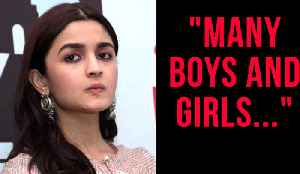 News video: Alia Bhatt Breaks SILENCE On Casting Couch In Bollywood | Alia Bhatt Ranbir Kapoor