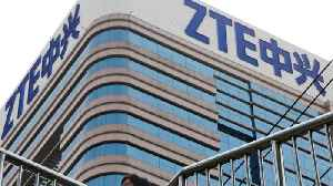 News video: U.S. Lawmakers Say They Will Try to Block Possible ZTE Deal With China