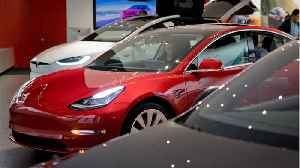 News video: Elon Musk Responds to Consumer Reports Review of Model 3
