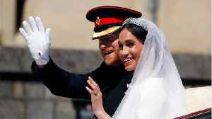 News video: How Meghan Markle and Prince Harry Stay Healthy