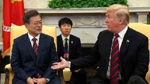 News video: Trump casts doubt on planned summit with North Korean leader