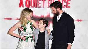 News video: 'A Quiet Place' Tops $300 Million Worldwide