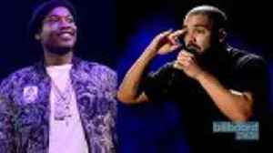 News video: Could The Meek Mill & Drake Collaboration Really Happen? | Billboard News