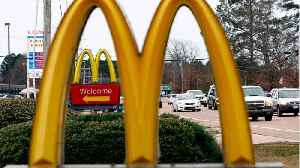 News video: McDonald's Hit With New Sexual Harassment Claims