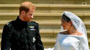News video: Twitter Goes Crazy Over Prince Harry's Small Gesture At The Altar