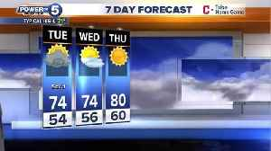 News video: Cleveland weather forecast
