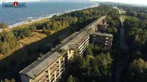 News video: 10,000 Room hotel that never had a guest