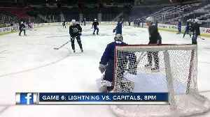 News video: Lightning try to close out series vs. Capitals in game 6