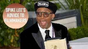 News video: Spike Lee: Making movies is hard