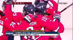 Washington Capitals rough up Tampa Bay Lightning 3-0 to force Game 7 in Eastern Conference Finals [Video]
