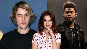 News video: Justin Bieber SHADES The Weeknd!: Defends Selena Gomez Over Diss Track