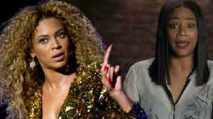 News video: Did Beyonce FORCE Tiffany Haddish To Stay Quiet About Who BIT Her?
