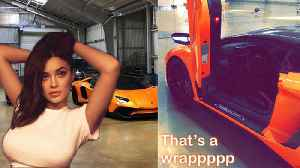 News video: Kylie Jenner Shows Off Her INSANE Car Collection!
