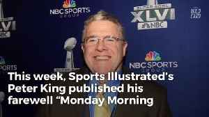 News video: Brett Favre Finally Admits Just How Bad His Addiction Was