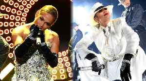 """News video: Jennifer Lopez Delivers Show-Stopping """"Dinero"""" Performance With DJ Khaled at 201"""