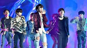News video: BTS Bring Fans To TEARS W/