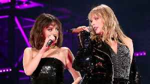 News video: Taylor Swift SURPRISES Fans With Selena Gomez, Shawn Mendes & Troye Sivan Duets