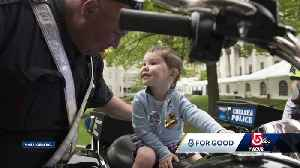 5 For Good: First responders flock to Massachustts General Hospital for a good call