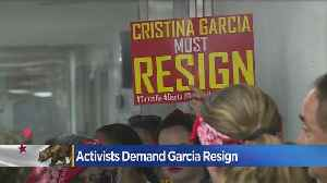News video: Activists Call For Assemblywoman's Resignation After Investigation