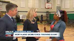 News video: Mom of four to be part of inaugural manufacturing training program