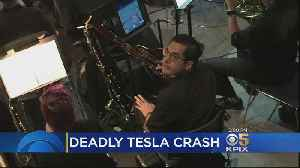 News video: Father Remembers Son Killed In Tesla Crash On Windy East Bay Road