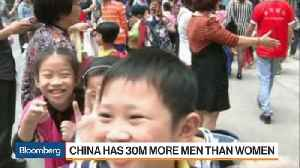 News video: China May End Birth Limits This Year