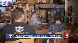 News video: Bobby's Idle Hour Site Of Proposed New Development On Music Row