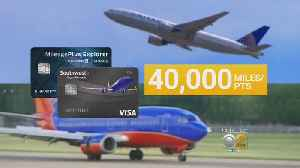 News video: A New Credit Card Could Mean A Nearly Free Vacation