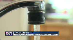 News video: 2 Rochester schools closed after test shows high level of mercury in water