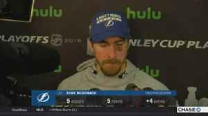 News video: Ryan McDonagh says Capitals were the sharper team in Game 6