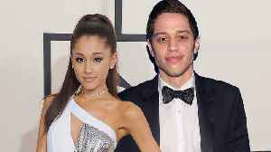 News video: Ariana Grande and 'SNL' Star Pete Davidson are 'Casually Dating' Following Mac Miller Split