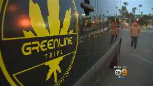 News video: The Cannabus: Marijuana Bus Tour Newest Way To Toke In The Scenery Across LA