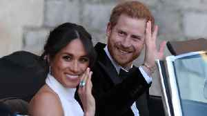 News video: How Prince Harry and Meghan Markle Will Spend Their First Weeks as Husband and Wife
