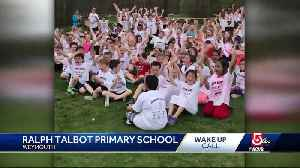 News video: Wake Up Call from Ralph Talbot Primary School