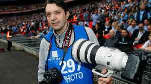 News video: History of Football: The Photographer