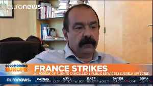 News video: Watch: Facebook, French strikes and the Grenfell hearing on 'Good Morning Europe'