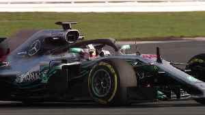 News video: Formula 1 World Champion Lewis Hamilton on Racing and Fans
