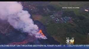 News video: Hawaii Volcano Generates Toxic Gas Plume Called Laze