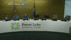 News video: Forest Lake Mayor Calls Man A 'Piece Of S***' At City Council Meeting