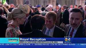 News video: Trending: New Details On Royal Reception