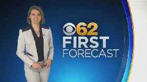 News video: First Forecast Weather May 22, 2018 (Today)