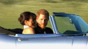 News video: Royal Wedding: Details From Inside the Celebrity-Packed Reception (Exclusive)
