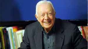News video: Former President Jimmy Carter On The State Of Democracy