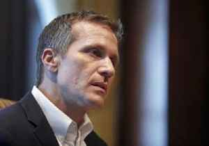 News video: Woman in Missouri Gov. Eric Greitens affair case speaks out, believes she was coerced into relationship