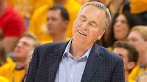 News video: Cris Carter unveils why he has an issue with Houston Rockets head coach Mike D'Antoni