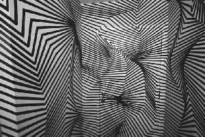 This Guy's Tape Art Installation Creates Mind-Blowing Illusion [Video]